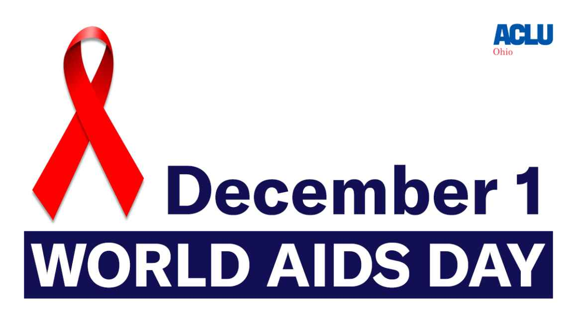 Red Ribbon - December 1 - World AIDS Day