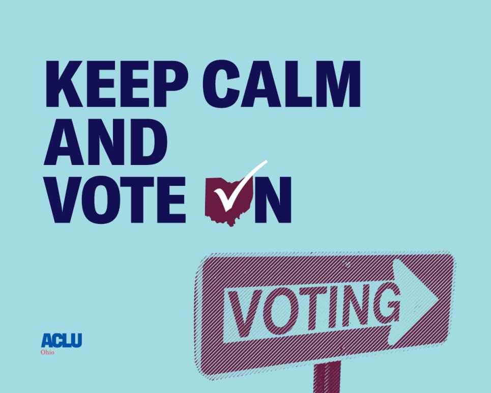 Keep Calm and Vote On