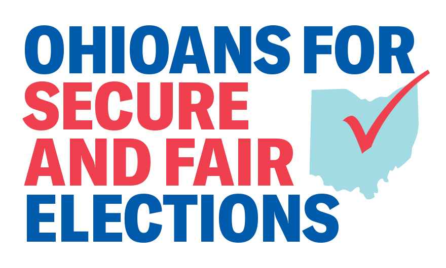 Ohioans for Secure and Fair Elections logo