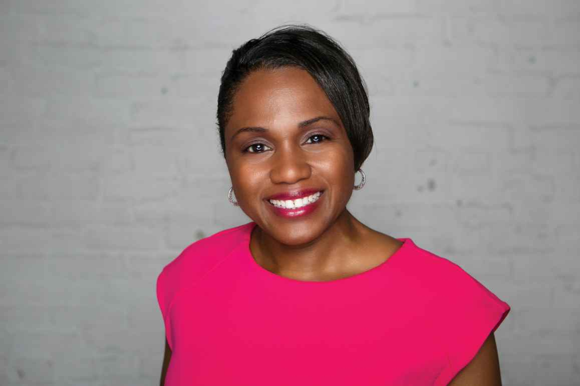 Ebony Speakes-Hall - Headshot