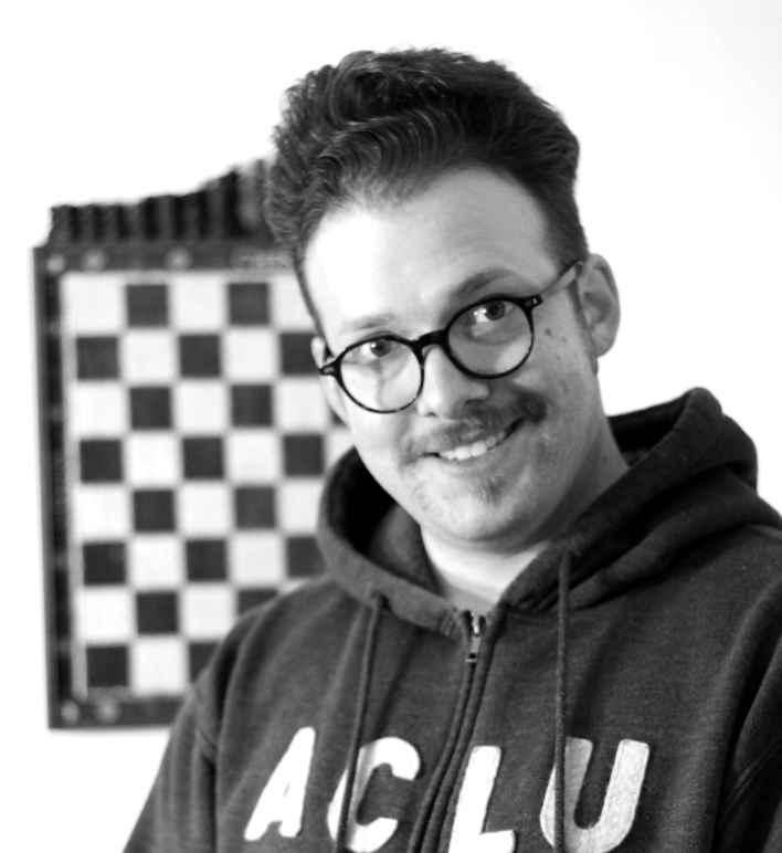 James Kosmatka - Headshot