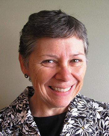 Susan Becker - Headshot